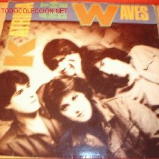 Discos de vinilo: DISCO LP DE KATRINA AND THE WAVES - RED WINE AND WHISKEY - . AÑO 1985.. Lote 1730123