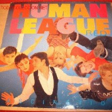 Discos de vinilo: DISCO MAXI SINGLE DE HUMAN LEAGUE - RED - AÑO 1983.. Lote 1730249