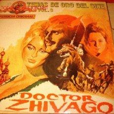 Discos de vinilo: DISCO LP TEMAS DE ORO DEL CINE VOL.6 BANDA SONORO ORIGINAL DE - DOCTOR ZHIVAGO - AÑO 1972. . Lote 1740098