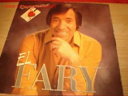 DISCO LP DE EL FARY - ROMPECORAZONES -. AÑO 1985. (Música - Discos - LP Vinilo - Solistas Españoles de los 50 y 60)