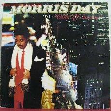 Discos de vinilo: MORRIS DAY ( COLOR OF SUCCESS ) 1985 LP33. Lote 1751400