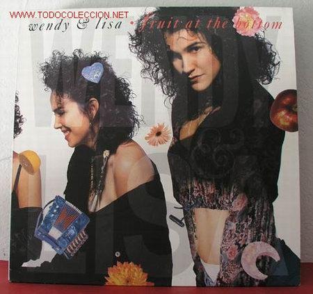 WENDY & LISA ( FRUIT AT THE BOTTOM ) 1989 LP33 (Música - Discos - LP Vinilo - Disco y Dance)