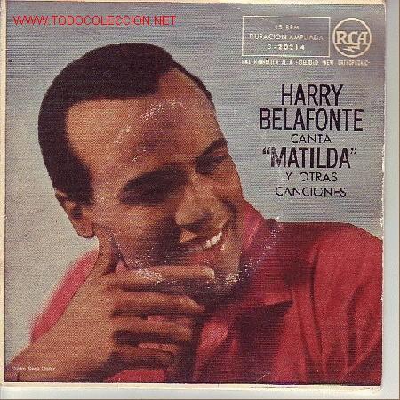 HARRY BELAFONTE DISCO EP (Música - Discos de Vinilo - EPs - Reggae - Ska)