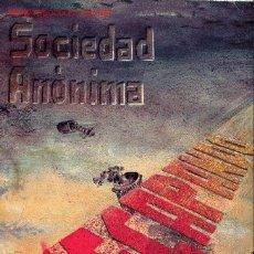 Discos de vinilo: SOCIEDAD ANONIMA .MAXI EP 12´´X 45 RPM. ESCAPANDO+3.PROMOCIONAL. AÑO 1984. Lote 26676555