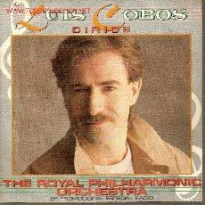 Discos de vinilo: 'LUÍS COBOS DIRIGE', CON LA ROYAL PHILHARMONIC ORCHESTRA. 1984.. Lote 22025993