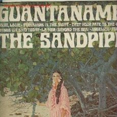 Discos de vinilo: THE SANDPIPERS - GUANTANAMERA, EXRANGERS IN THE NIGHT.... Lote 23955978