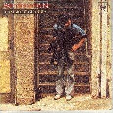 Discos de vinilo: BOB DYLAN DISCO SINGLE. Lote 23783108