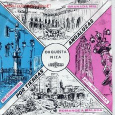 Discos de vinilo: ORQUESTA NIZA. Lote 7741331