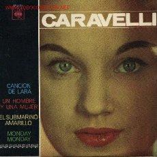 Discos de vinilo: CARAVELLI Y SUS VIOLINES MÁGICOS . Lote 1861547