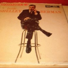 Discos de vinilo: DISCO LP DE SHELLEY BERMAN - INSIDE - AÑOS 50.. Lote 1867324