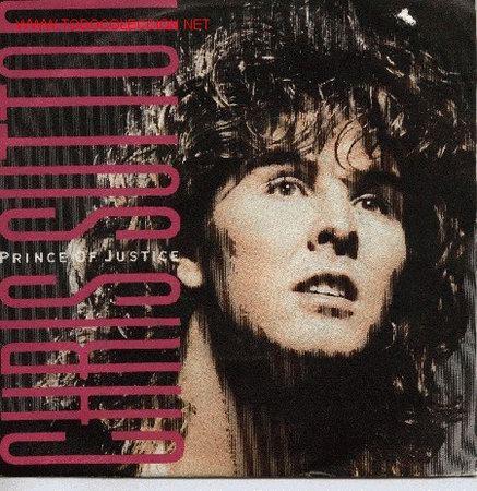 CHRIS SUTTON (Música - Discos de Vinilo - Singles - Pop - Rock Internacional de los 80)