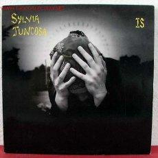Discos de vinilo: SYLVIA JUNCOSA ( IS ) 1990 LP33. Lote 1878272