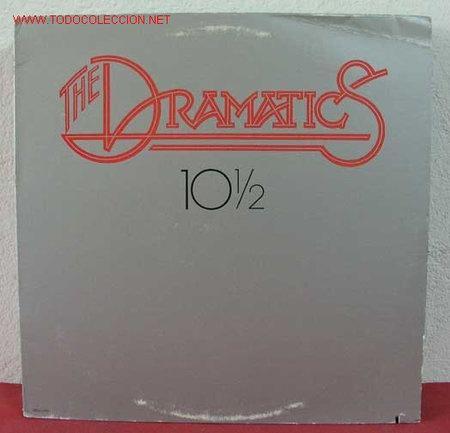 THE DRAMATICS ( 10 1/2 ) CALIFORNIA-USA 1980 LP33 MCA RECORDS (Música - Discos - LP Vinilo - Funk, Soul y Black Music)