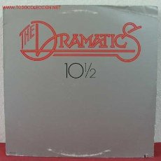 Discos de vinilo: THE DRAMATICS ( 10 1/2 ) CALIFORNIA-USA 1980 LP33 MCA RECORDS. Lote 1886206