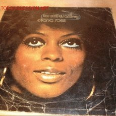Discos de vinilo: DISCO LP DE DIANA ROSS - I´M STILL WAITING - AÑO 1990.. Lote 1898306