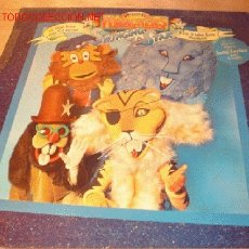 Discos de vinilo: DISCO LP SWINGING ON A STAR - ANIMAL WACKERS -. AÑO 1976. . Lote 1898607