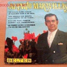 Discos de vinilo: JUANITO MARAVILLAS - BELTER. Lote 25043199