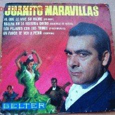Discos de vinilo: JUANITO MARAVILLAS - BELTER. Lote 26045936