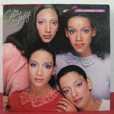 Discos de vinilo: SISTER SLEDGE ( LOVE SOMEBODY TODAY ) 1980 LP33. Lote 1900201