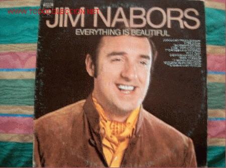 LP-JIM NARBORS-EVERYTHING IS BEAUTIFUL (Música - Discos - LP Vinilo - Pop - Rock Extranjero de los 50 y 60)
