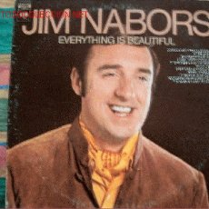 Discos de vinilo: LP-JIM NARBORS-EVERYTHING IS BEAUTIFUL. Lote 1929960