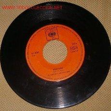 Discos de vinilo: STEVIE WONDER - HEY HARMONICA MAN - THIS LITTLE GIRL. Lote 8495088