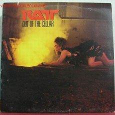 Discos de vinilo: RATT ( OUT OF THE CELLAR ) USA-1984 LP33 ATLANTIC. Lote 1958046