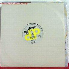 Discos de vinilo: UB40 ( CHERRY OH BABY - FRILLA ) 1984 MAXISINGLE 45RPM. Lote 1963020