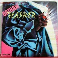Discos de vinilo: GOTHAM FLASHER ( GOTHAM FLASHER ) DOBLE LP33 USA-1979 KEYLOCK RECORDS. Lote 1963054
