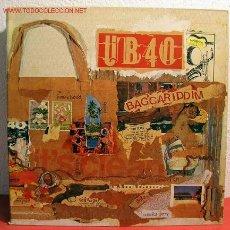 Discos de vinilo: UB40 ( BAGGARIDDIM ) 1985 LP DOBLE. Lote 1967060