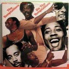 Discos de vinilo: THE TEMPTATIONS ( DO THE TEMPTATIONS ) USA-1976 LP33 MOTOW RECORDSN. Lote 1970066