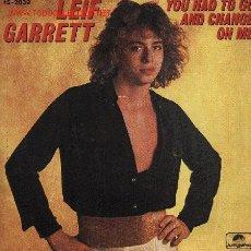 Discos de vinilo: LEIF GARRETT . Lote 1972630