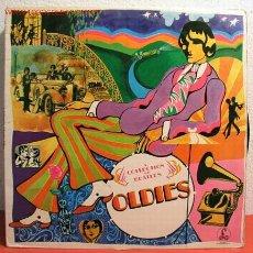 Discos de vinilo: THE BEATLES ( A COLLECTION OF BEATLES 'OLDIES' ) ENGLAND-1965 LP33. Lote 10822782