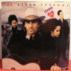 Discos de vinilo: THE BLACK SORROWS ( HARLEY & ROSE ) 1990 LP33. Lote 1975211