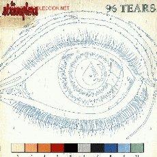 Discos de vinilo: THE STRANGLERS-96 TEARS SINGLE VINILO 1990 PROMOCIONAL. Lote 2004543