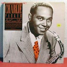 Discos de vinilo: CHARLIE PARKER ( BIRD / ENCORES VOL.2 ) US 1979 LP SAVOY RECORDS. Lote 2016719