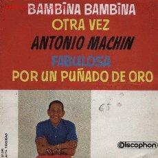 Discos de vinilo: ANTONIO MACHÍN Y SU GRAN ORQUESTA . Lote 2028740