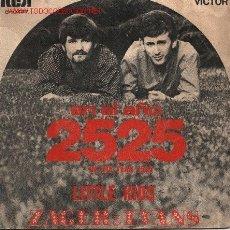 Discos de vinilo: ZAGER & EVANS . Lote 2028885