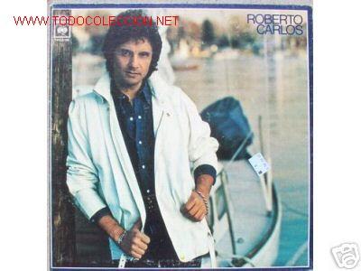 ROBERTO CARLOS LP FIERA HERIDA EN PORTUGUES (Música - Discos - LP Vinilo - Cantautores Extranjeros)