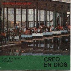 Discos de vinilo: CREO EN DIOS . Lote 2036029