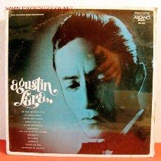 Discos de vinilo: AGUSTIN LARA Y SU ORQUESTA USA-1955 LP33. Lote 2043396