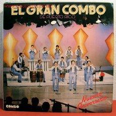 Discos de vinilo: EL GRAN COMBO DE PUERTO RICO ( NUESTRO ANIVERSARIO ) NEW YORK-1982 LP33. Lote 2049295