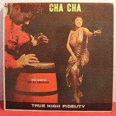 Discos de vinilo: JOSE MADEIRA AND HIS ORCHESTRA ( AUTHENTIC 'CHA CHA' ) NEW YORK-USA LP33 MASTERSEAL. Lote 2049399