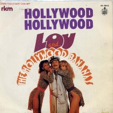 Discos de vinilo: LOU AND THE HOLLYWOOD BANANAS. Lote 2056312