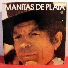 Discos de vinilo: MANITAS DE PLATA 'THEME GITAN - ESPAÑA MIA - SOL DE MI TIERRA - AL SON DE MI GUITARRA - SENTIMIENTO. Lote 2057310