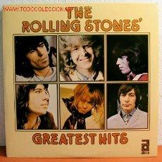 Discos de vinilo: THE ROLLING STONES ( GREATEST HITS ) USA-1977 LP33 DOBLE ABKCO. Lote 6902144
