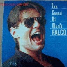 Discos de vinilo: MAXI-FALCO-THE SOUND OF MUSIK. Lote 2066612