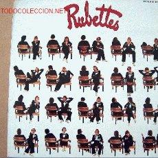 Discos de vinilo: LP-RUBETTES-RUBETTES-ORIGINAL ESPAÑOL, STATE RECORDS-1976. Lote 11411658