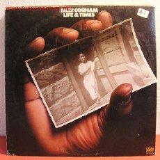 Discos de vinilo: BILLY COBHAM ( LIFE & TIMES ) USA-1976 LP33. Lote 2091323