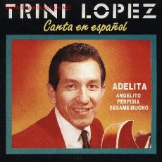 Discos de vinilo: TRINI LÓPEZ . Lote 2102446